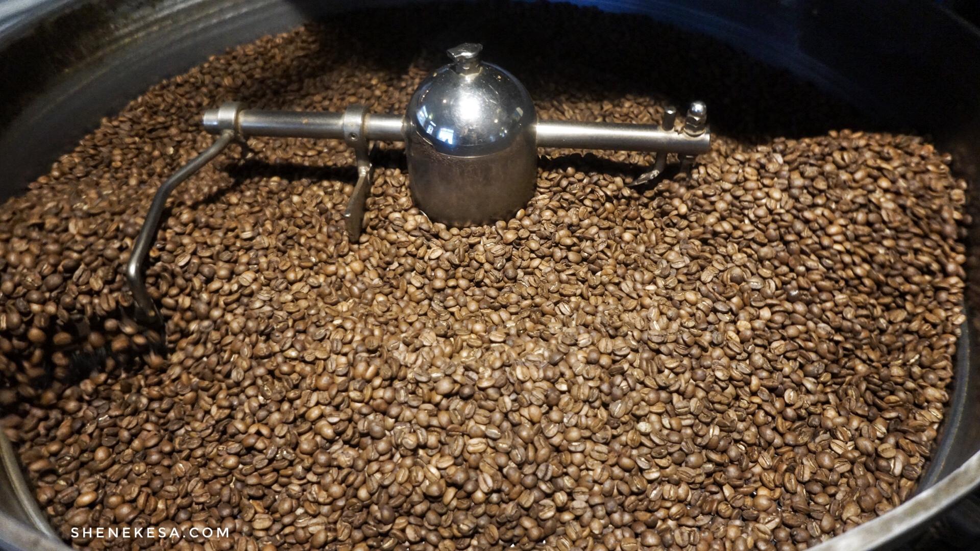 Reykjavík Roasters coffee by She Nekesa