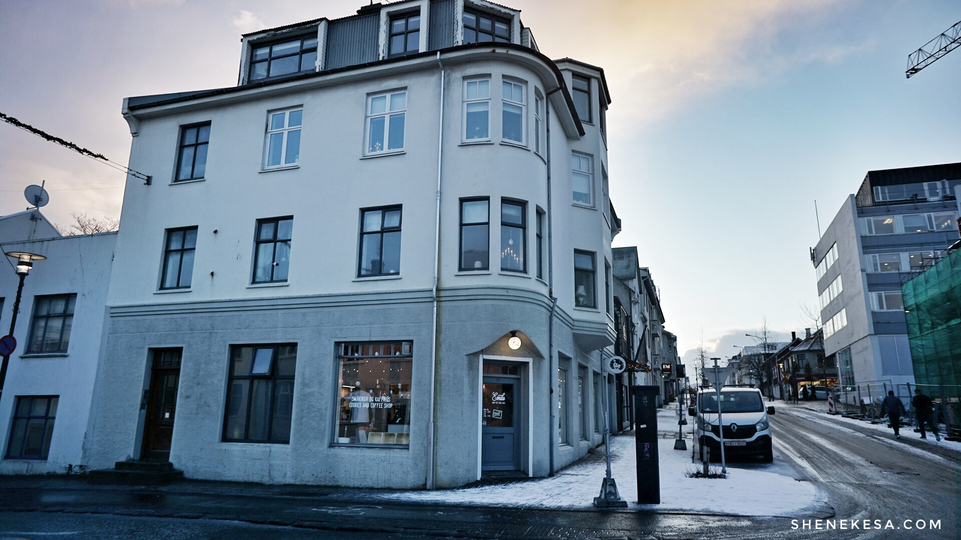 Emilie coffee Reykjavik by She Nekesa