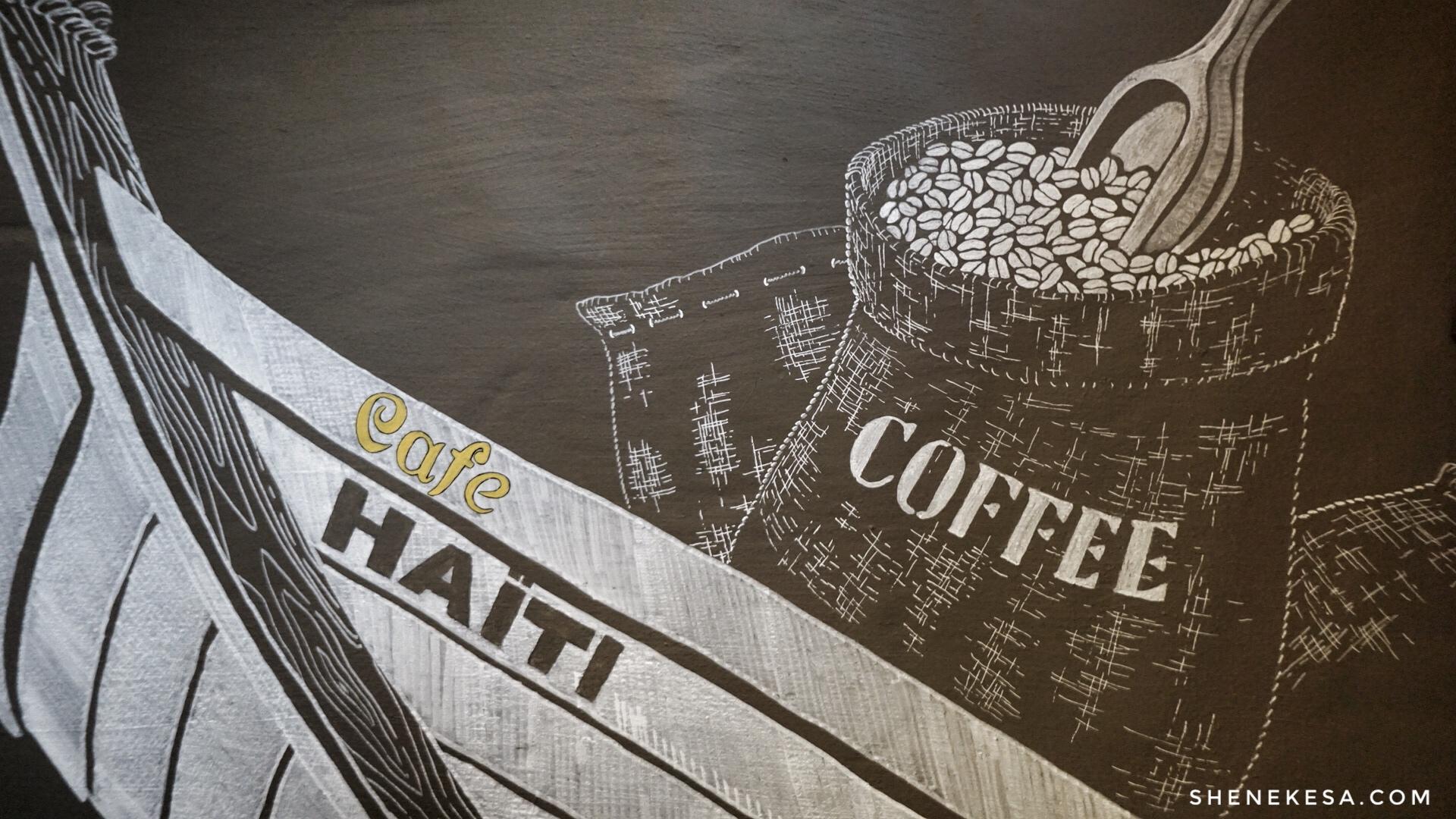 Haiti coffee Reykjavik by She Nekesa